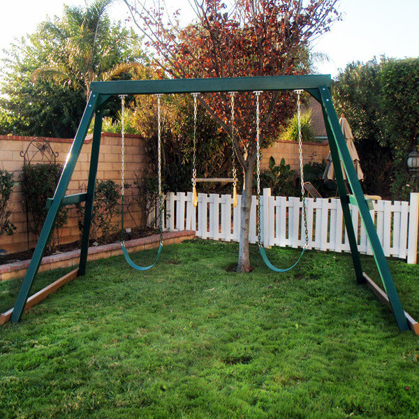 Congo Swing Central 3 Position Swing Set 2