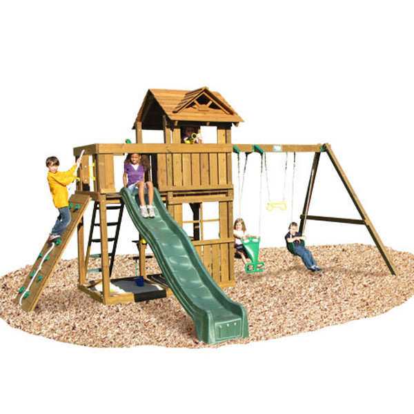 Creative Playthings Playtime Cambridge Swing Set I