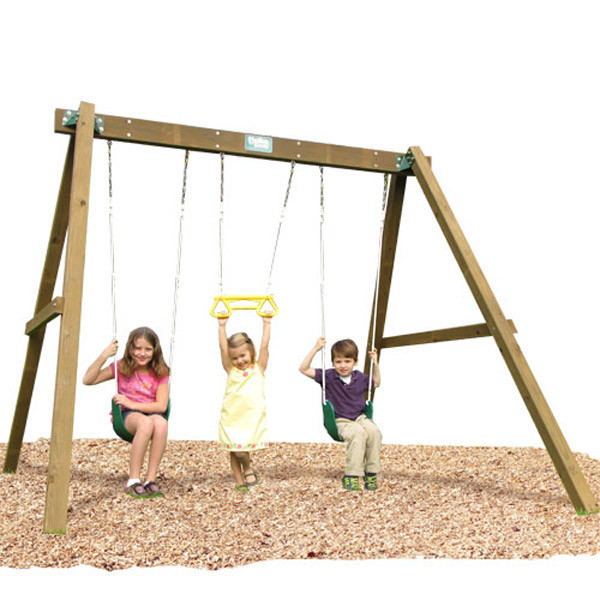 Creative Playthings Playtime Classic Swing Set I Kids