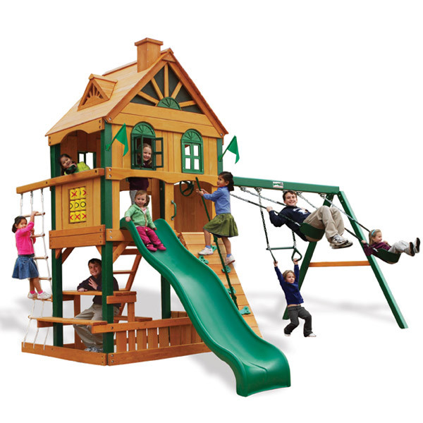 Gorilla Playsets Riverview