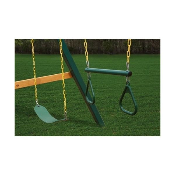 Trapeze Swing and Belt Swing