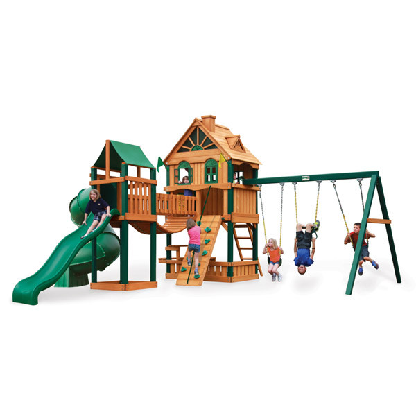 Gorilla Playsets Blue Ridge Woodbridge