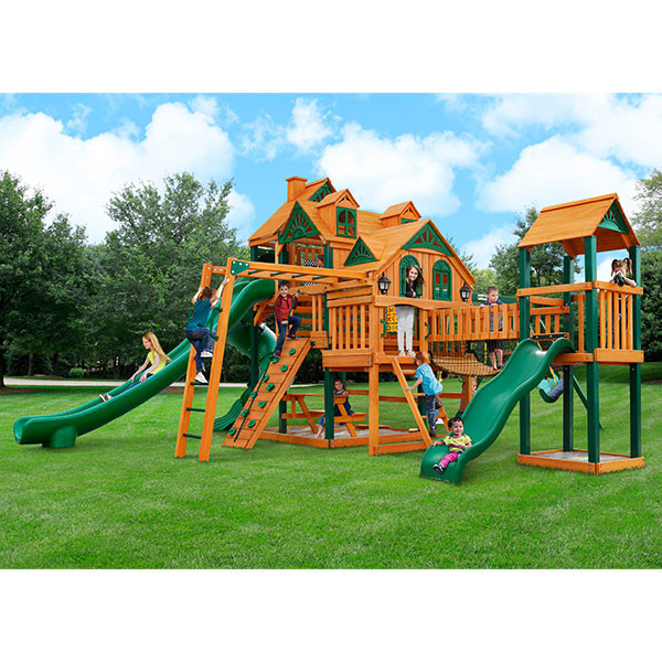 Gorilla Playsets Empire Extreme with Background