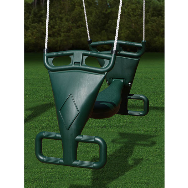 Glider Swing with Background