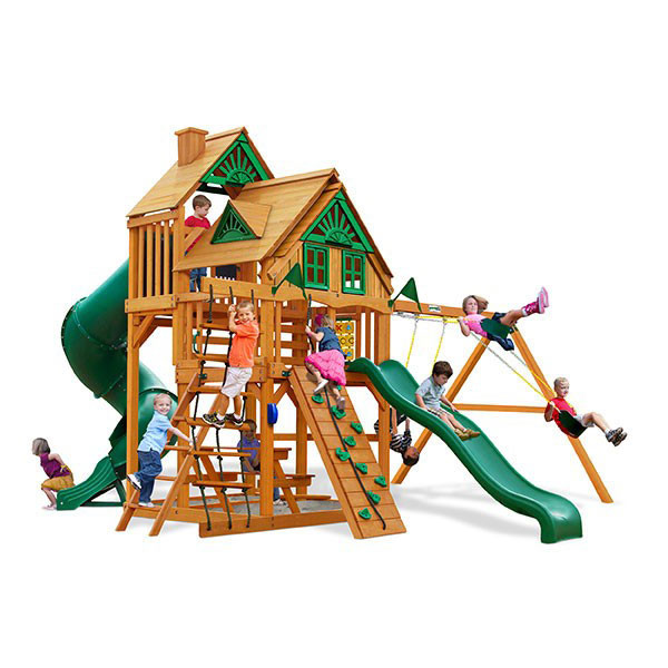 Gorilla Playsets Great Skye I Treehouse