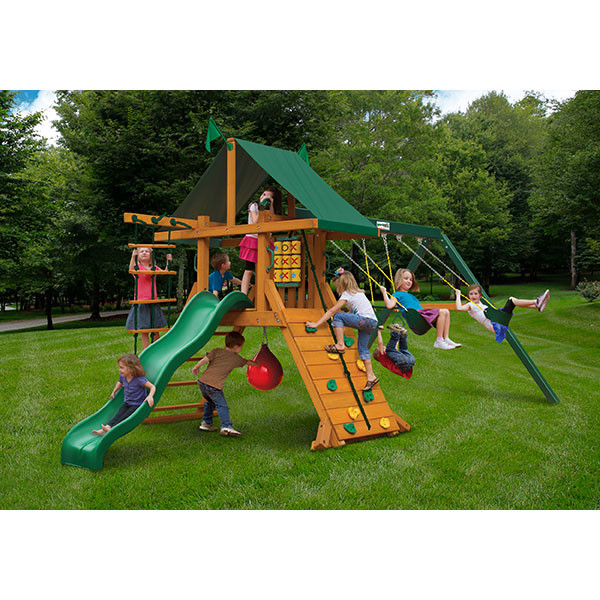 Gorilla Playsets High Point with Background