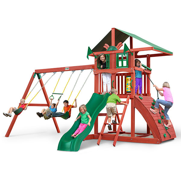 Gorilla Playsets Highcrest