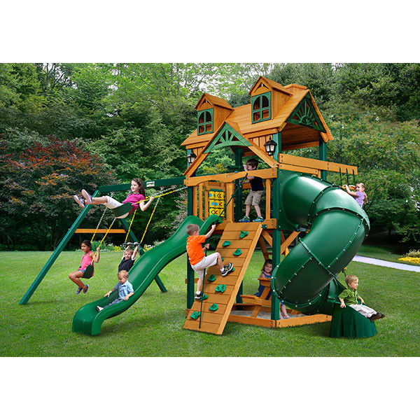 Gorilla Playsets Malibu Deluxe Extreme with Background