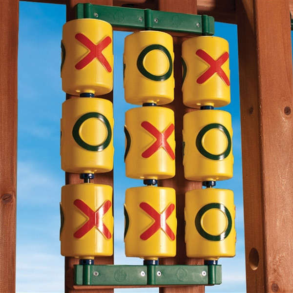Tic-Tac-Toe Spinner