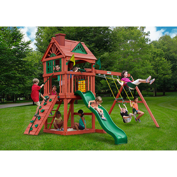 Gorilla Playsets Nantucket Background