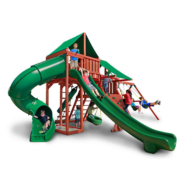 Gorilla Playsets Sun Valley Deluxe