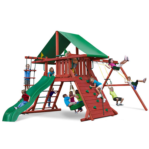 Gorilla Playsets Sun Valley I