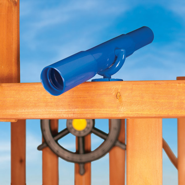 Gorilla Playsets Telescope - Blue