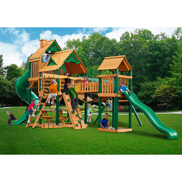 Gorilla Playsets Treasure Trove with Background