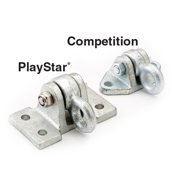 PlayStar Commercial Grade Swing Hangers Competition