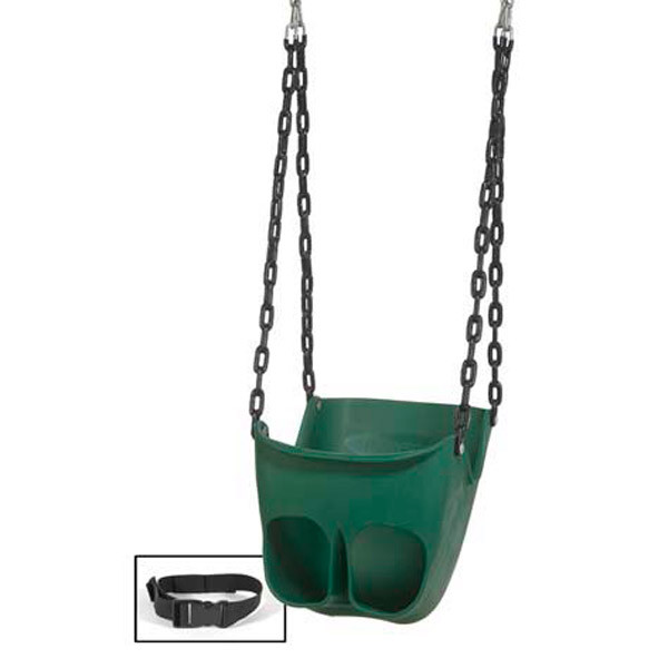 PlayStar Commercial Grade Toddler Swing 2