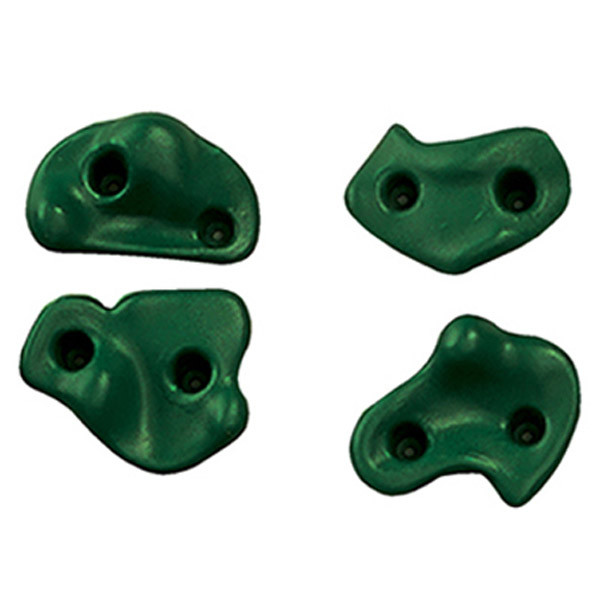 PlayStar Extra Large Climbing Rocks Green