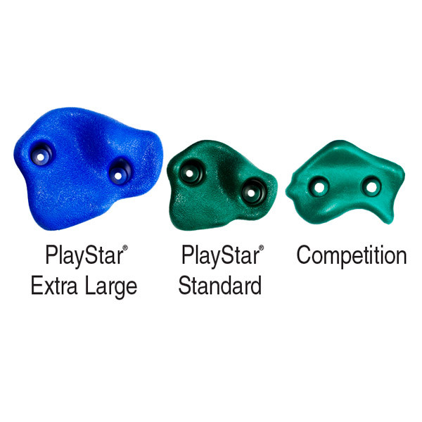 PlayStar Extra Large Climbing Rocks Competition