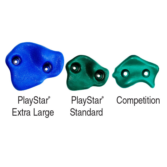 PlayStar Standard Climbing Rocks Competition