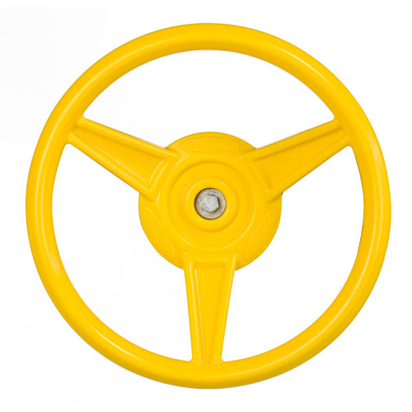 PlayStar Steering Wheel Closeup