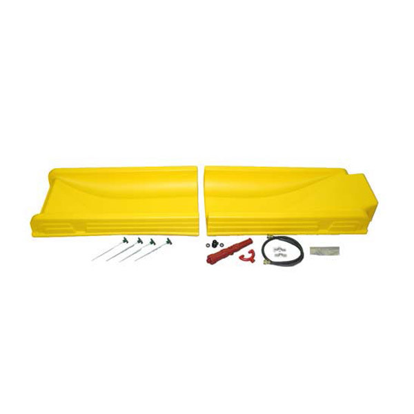 PlayStar Water Slide Kit Parts