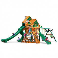 Gorilla Playsets Great Skye II Treehouse
