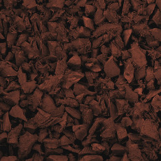 Red Playground Rubber Mulch