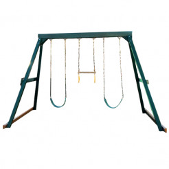 Congo Swing Central 3 Position Swing Set