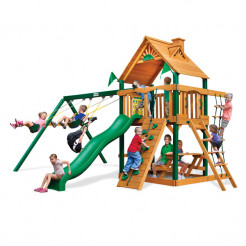 Gorilla Playsets Blue Ridge Chateau II