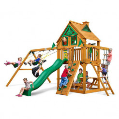 Gorilla Playsets Chateau Treehouse