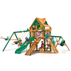 Gorilla Playsets Frontier Treehouse