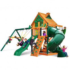 Gorilla Playsets Mountaineer Treehouse