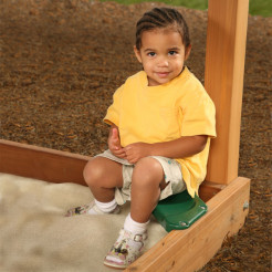 PlayStar Sand Box Seat